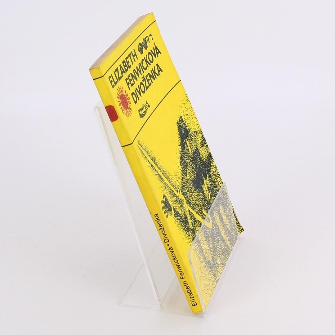 Kniha Elizabeth Fenwicková: Divoženka