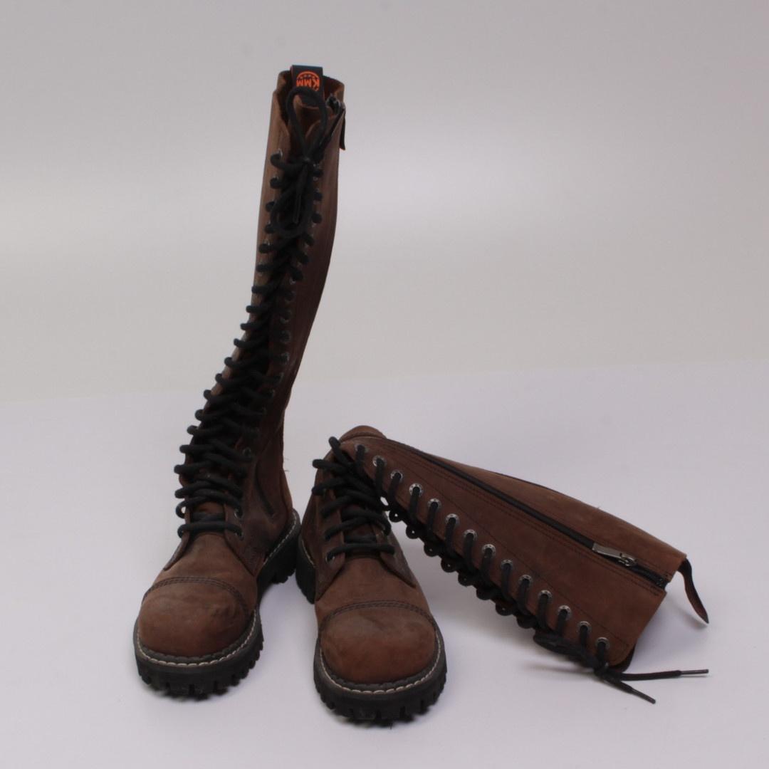 Dámské zimní boty KMM