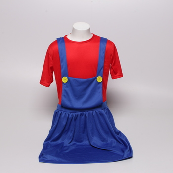 Šaty Thematys Super Mario