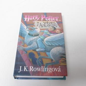 Kniha Harry Potter a vězeň z Azkabanu