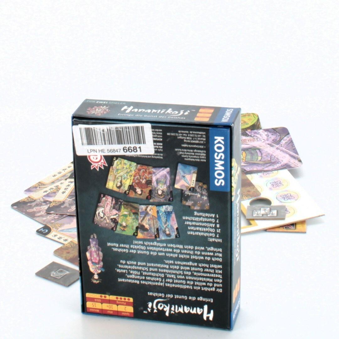 Karetní hra Kosmos Hanamikoji