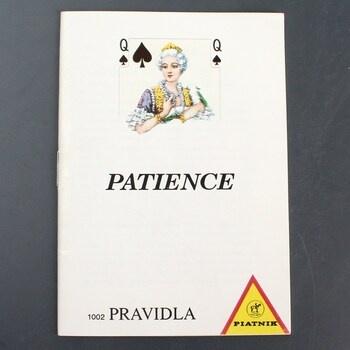 Patience Piatnik Pravidla