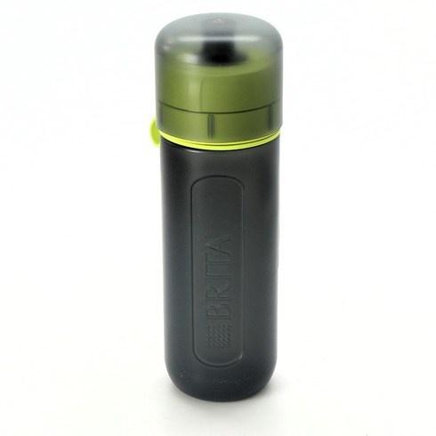 Cestovní láhev Brita S1201 600 ml zelená