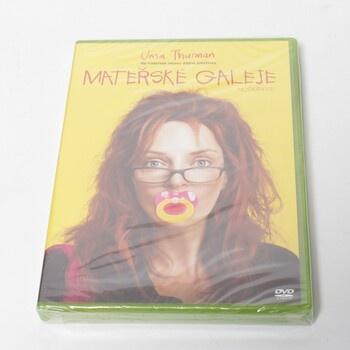DVD film komedie Mateřské galeje