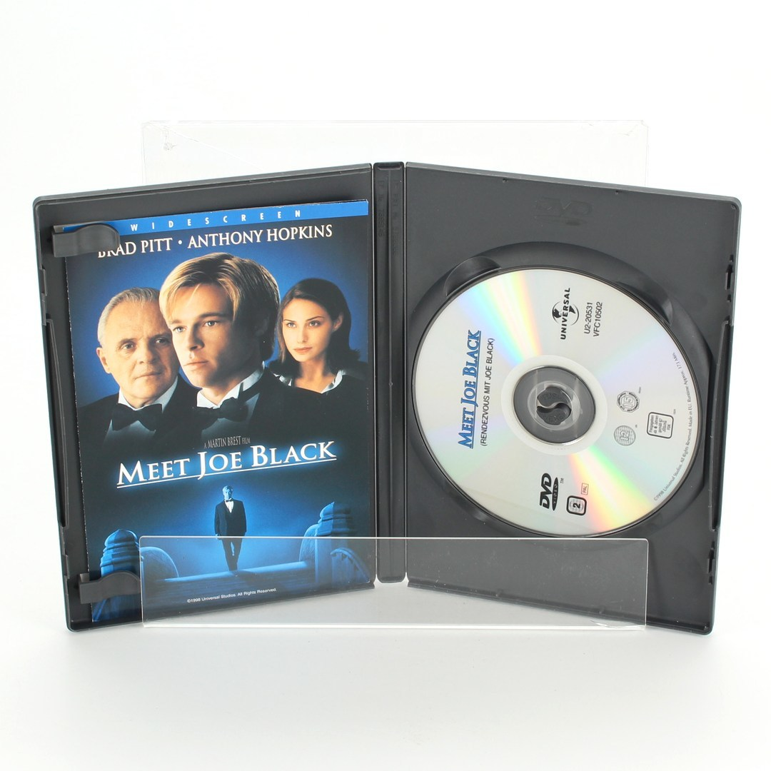 DVD Universal Meet Joe Black