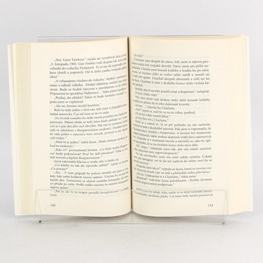 Kniha Jméno hvězdy
