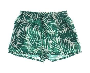 Dámské šortky Esmara letní zelené