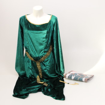 Dámský kostým Smiffys Středověká služebná