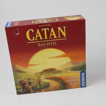 Společenská hra Kosmos Catan