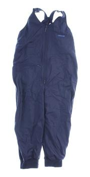 Dětské oteplováky Adidas modré