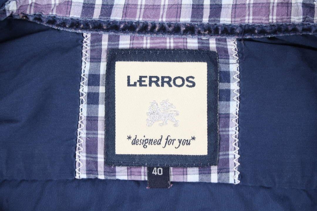 Dámská modrá košile Lerros