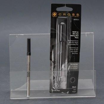 Inkoustové pero Cross Slim Black 8910-1