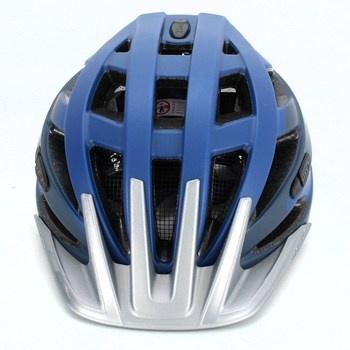 Cyklistická helma Uvex modrá