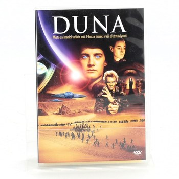 DVD film Magic box: Duna.