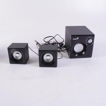 Reprosoustava Genius SW-2.1 370 černá