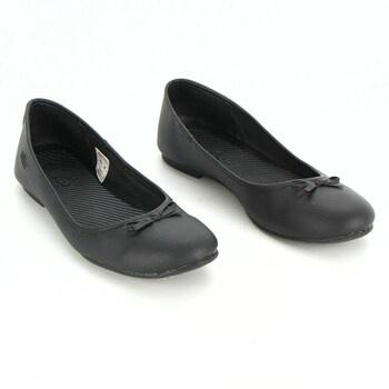Dívčí baleríny 450029 černé 39 EUR