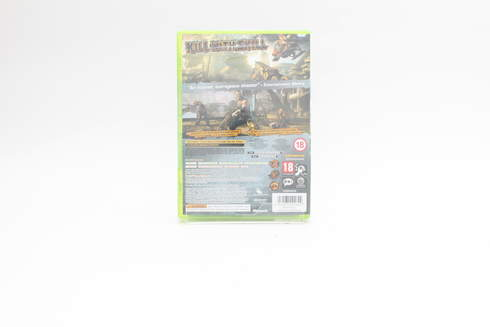 Hra na XBOX 360 Bulletstorm