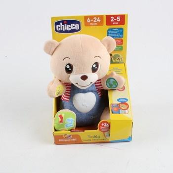 Barevný medvídek Chicco Teddy