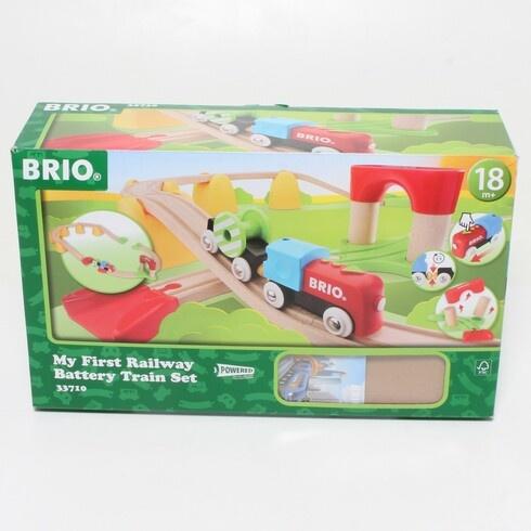 Elektrická vláčkodráha Brio 33710