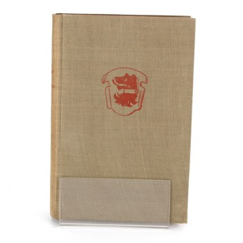 Kniha Spisy Aloise Jiráska - svazek XV.