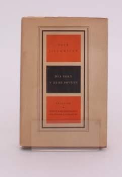 Kniha Petr Jilemnický:Dva roky v zemi sovětů