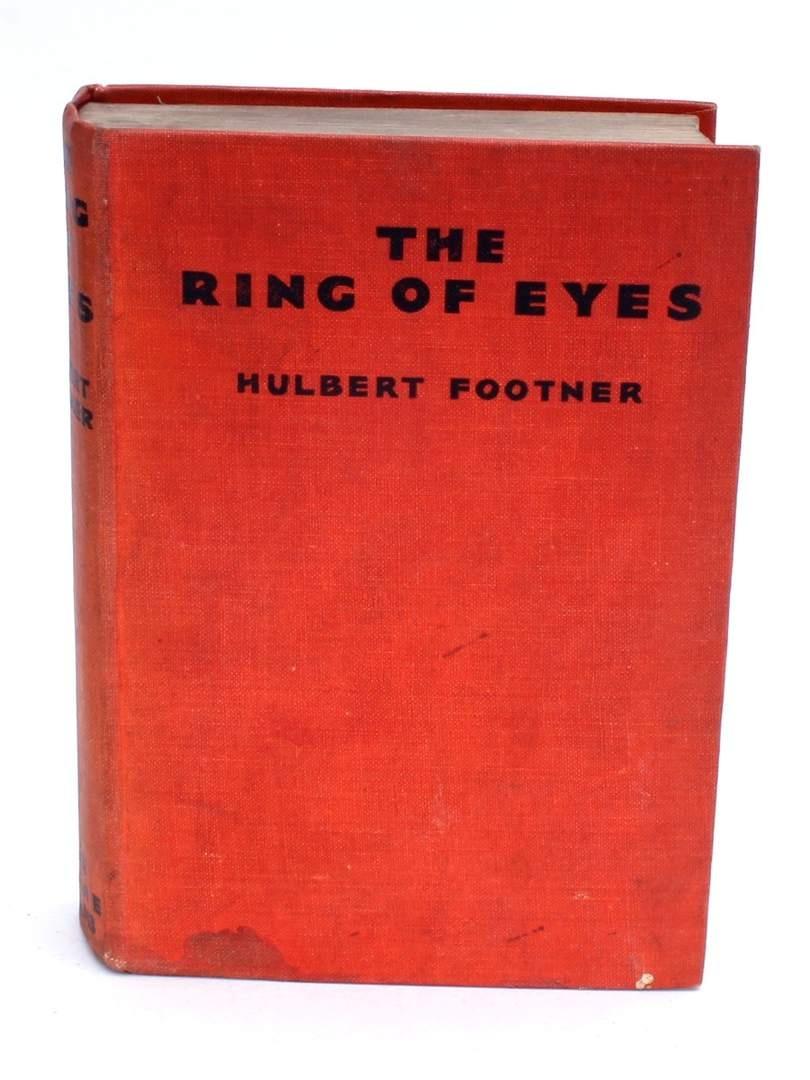 Kniha The Ring of Eyes Hulbert Footner