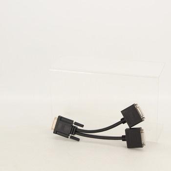 Adaptér Delock 65281 DMS-59 > 2 x DVI 24+5