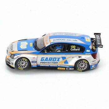 Auto na autodráhu Scalextric C3862 BMW 125