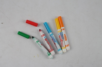 Sada barevných fixů Crayola Dry Erase