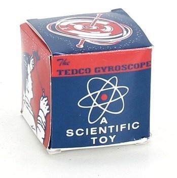 Naučná hračka: Gyroskop Tedco
