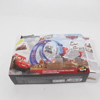 Autodráha Disney Cars XRS Crash Challenge