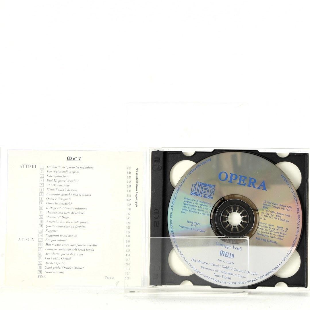 CD Giuseppe Verdi: Otello