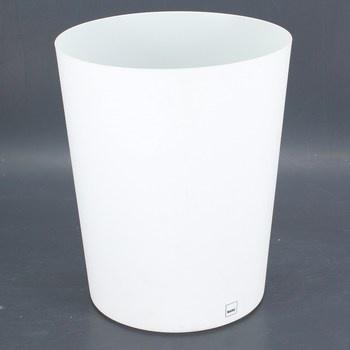 Odpadkový koš Kela bílé barvy