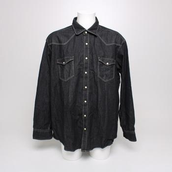 Pánská košile JP 1880 Raw Denim