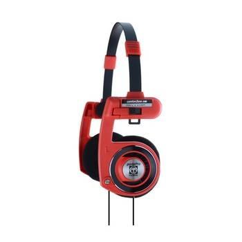 Náhlavní sluchátka Koss Porta Pro Flame
