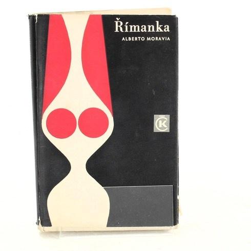 Kniha Alberto Moravia: Římanka