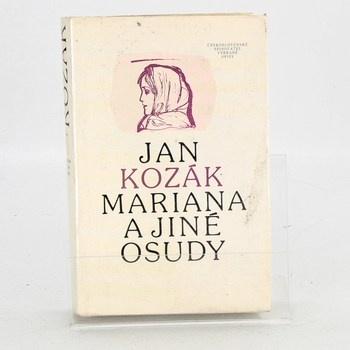Jan Kozák: Mariana a jiné osudy