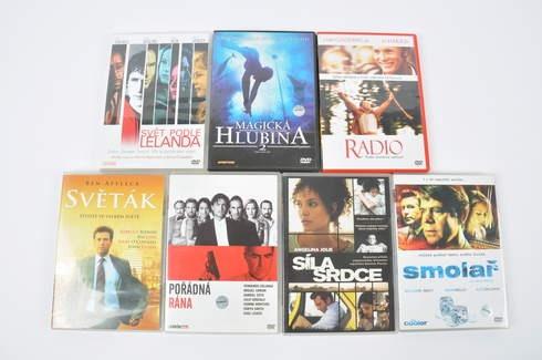 Sada 7 DVD Pořádná rána, Magická hlubina