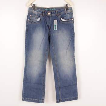 Dámské džíny Falmer odstín modré ca2ca1317a