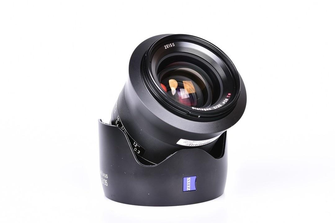 Objektiv Zeiss Milvus 35mm f/2 ZF.2