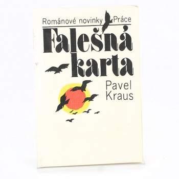 Kniha Falesna Karta P Kraus Bazar Odkarla Cz