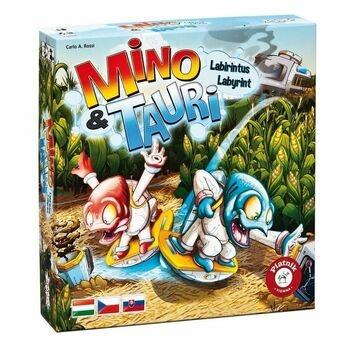Hra Piatnik 738098 Mino&Tauri Labyrint