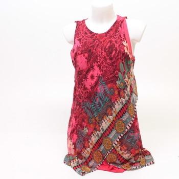 Dámské letní šaty Desigual 19SWVW78300036