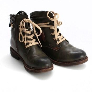 Dámské zimní boty Rieker 94740 – 54 vel.39