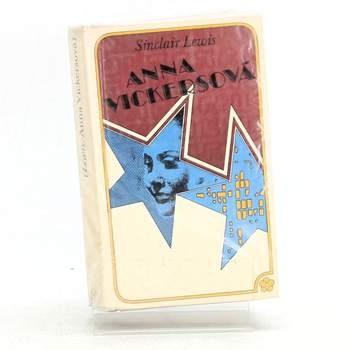 Kniha Sinclair Lewis: Anna Vickersová