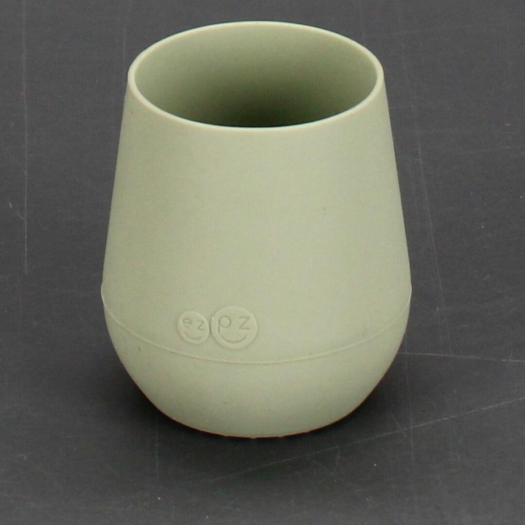 Dětský hrnek Ezpz EUTSS001 zelený