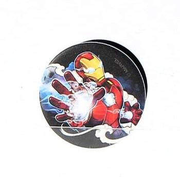 Držák na mobil PopSockets Iron Man