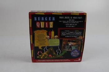 Společenská hra Dujardin Burger Quiz
