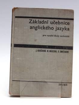 Základní učebnice anglického jazyka pro VŠ