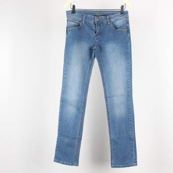 Dámské džíny Orsay modré dlouhé cf7dfcb3b1